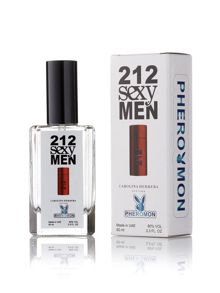 Carolina Herrera 212 Sexy Men edp 60ml pheromone tester розница