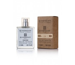 парфюмерия, косметика, духи Givenchy Pour Homme edp 60ml brown tester Мужские