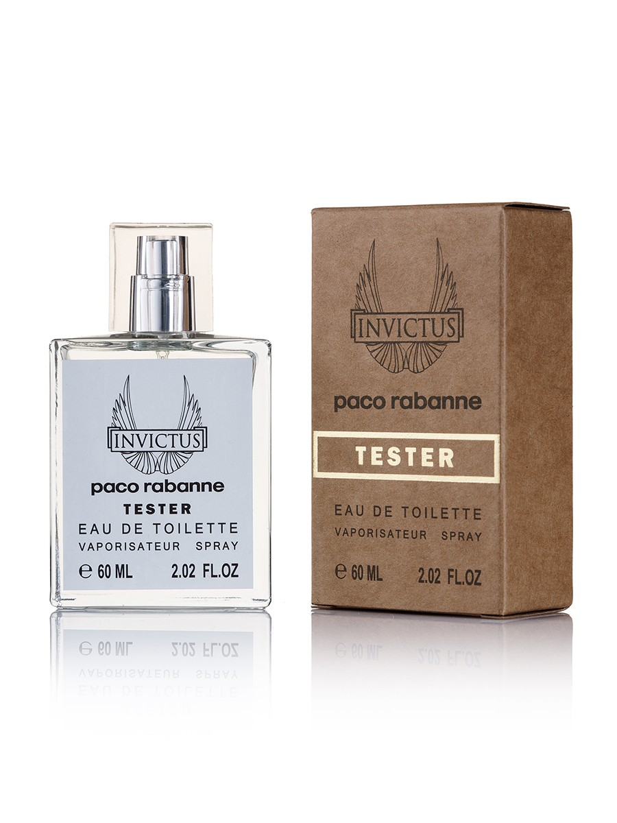 Paco Rabanne Invictus edp 60ml brown tester