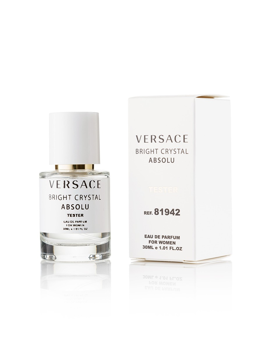 Versace Bright Crystal Absolu edp 30ml premium tester