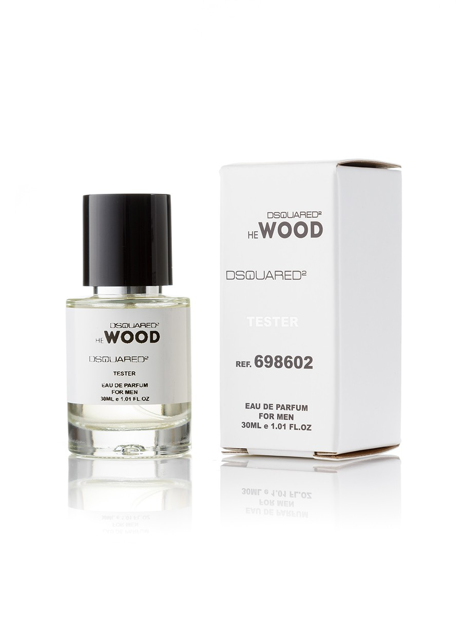 Dsquared2 He Wood edp 30ml premium tester